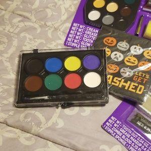 Makeup - Halloween makeup